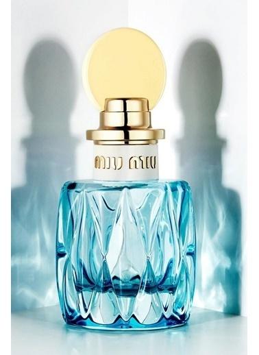 Miu Miu L'Eau Bleue Edp 100 Ml Kadın Parfüm Renksiz